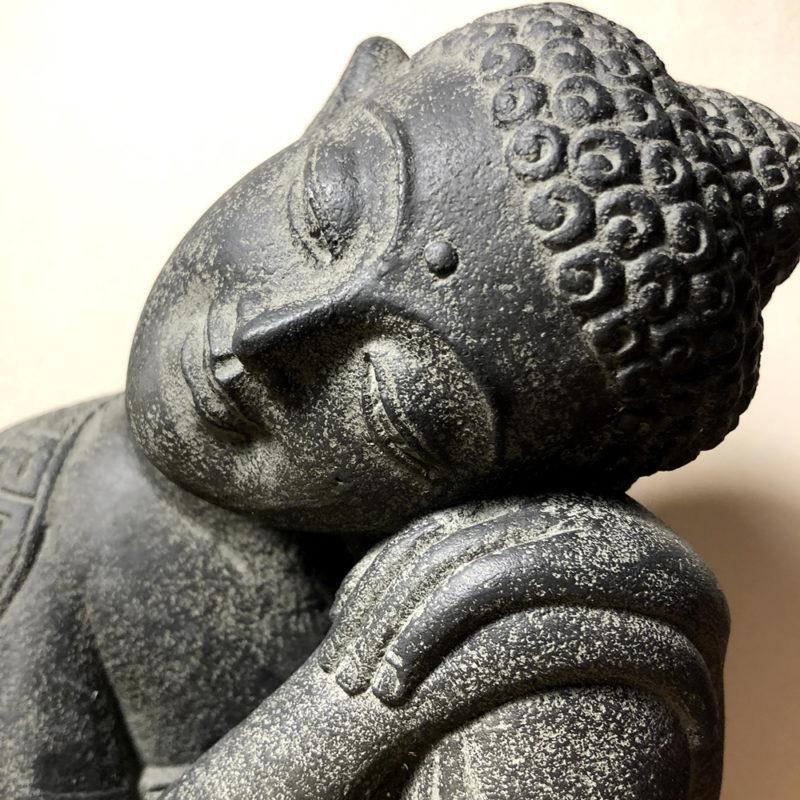 Buddha dormiente